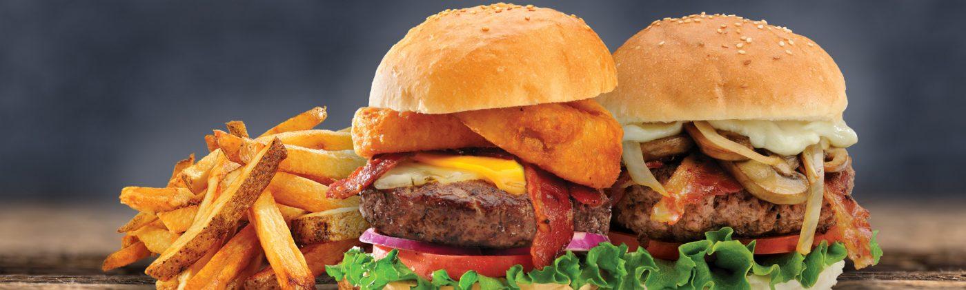 Bigger Beefier Burgers